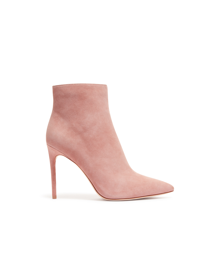 CELYN SUEDE BOOTIE - ROSE TAN - Alice And Olivia
