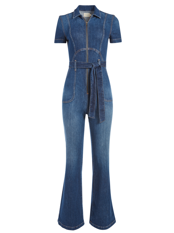 GORGEOUS WIDE LEG JUMPSUIT - LOVE TRAIN - Alice And Olivia