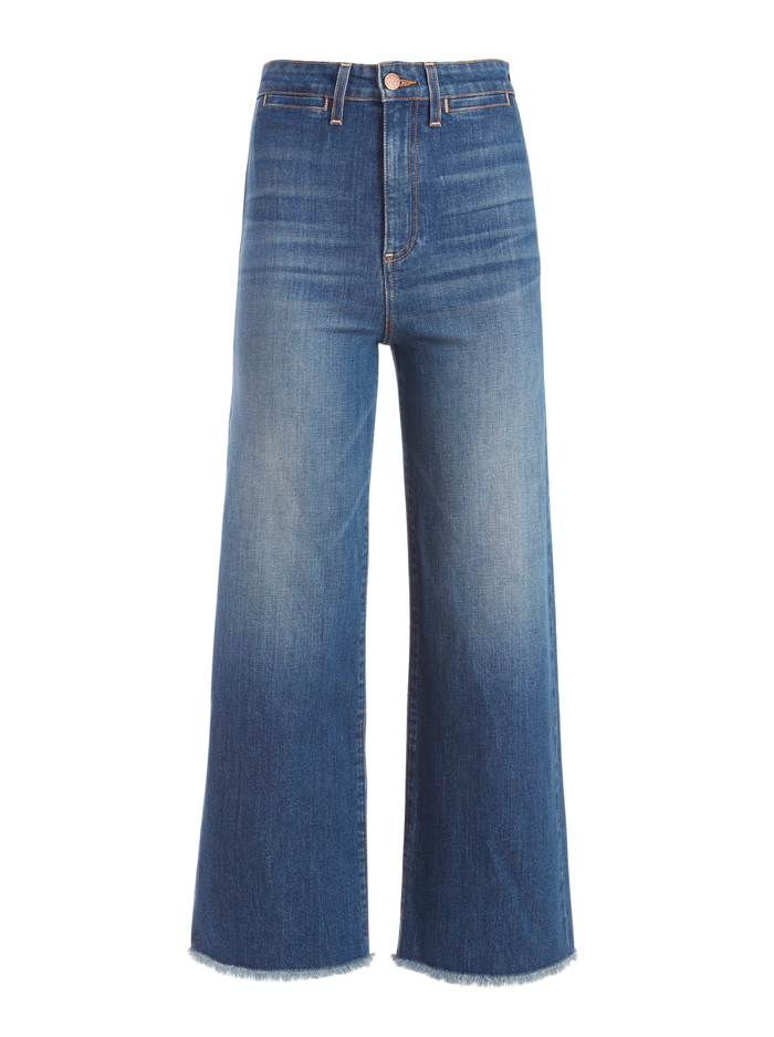 GORGEOUS GAUCHO JEAN  - WIPEOUT - Alice And Olivia
