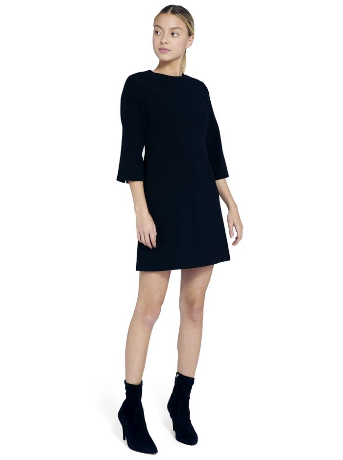 GEM SHIFT DRESS - BLACK - Alice And Olivia