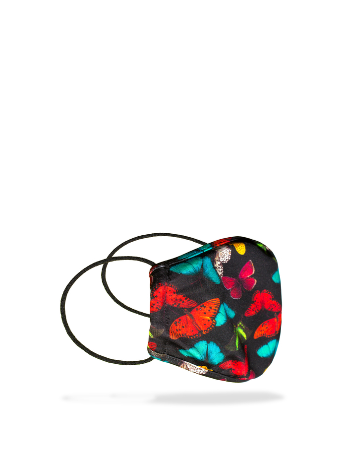 PROTECTIVE FACE MASK - SM BUTTERFLIES - Alice And Olivia