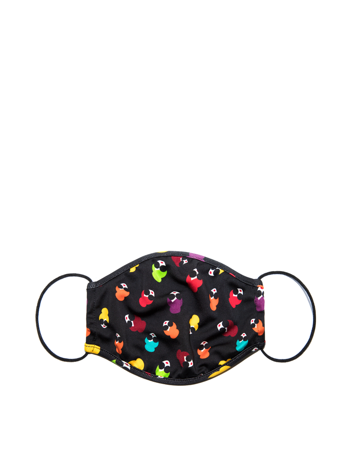 FACE MASK - RAINBOW STACE - Alice And Olivia