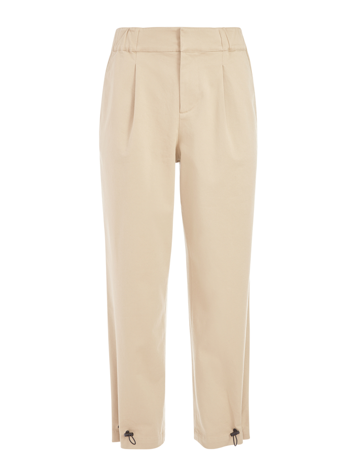 PARIS CHINO TOGGLE JOGGER - CHINO - Alice And Olivia