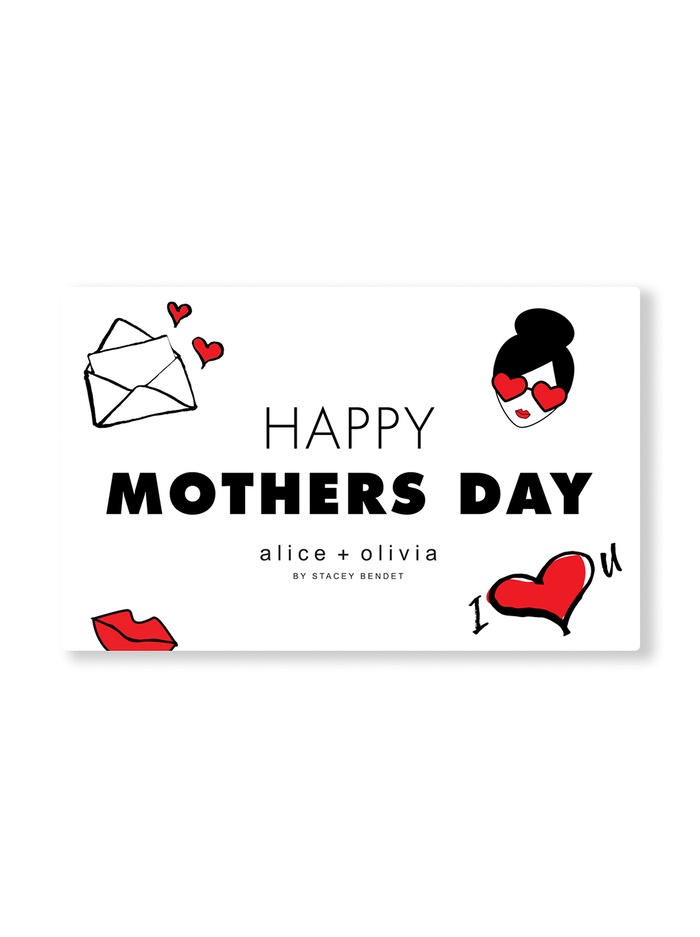 HAPPY MOTHER'S DAY E-GIFT CARD -