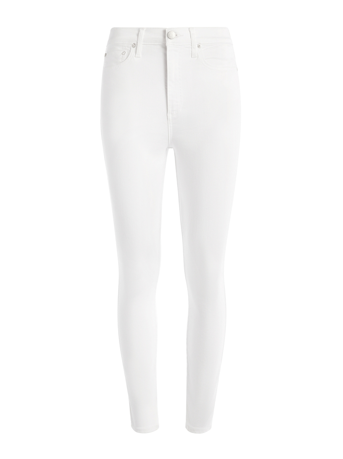 GOOD HIGH RISE SKINNY JEAN - VINTAGE SUGAR - Alice And Olivia