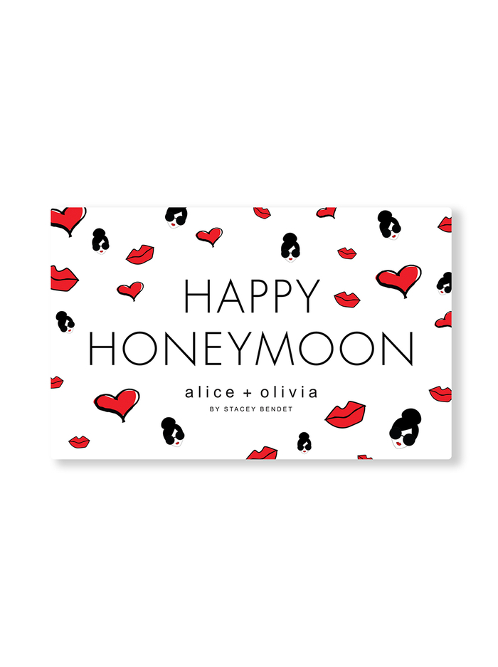 HAPPY HONEYMOON E-GIFT CARD -