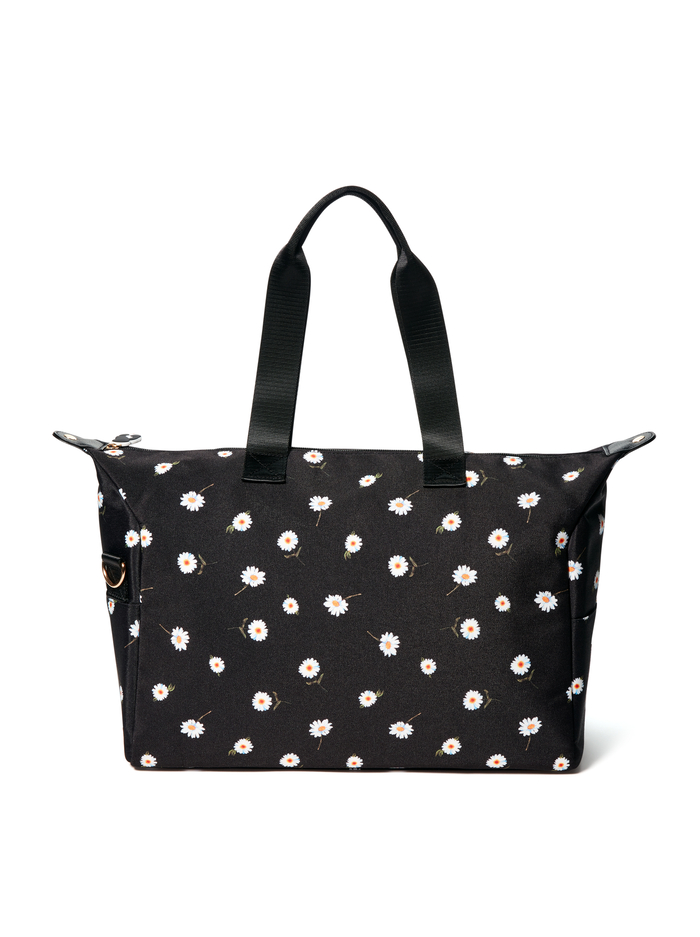 AO X FABFITFUN DUFFEL BAG - DAISY PRINT - Alice And Olivia