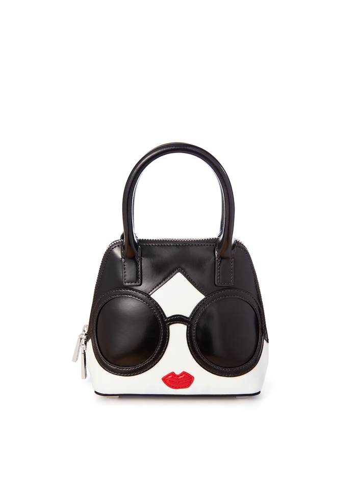 JACKIE SF MINI SATCHEL - STACEY FACE - Alice And Olivia