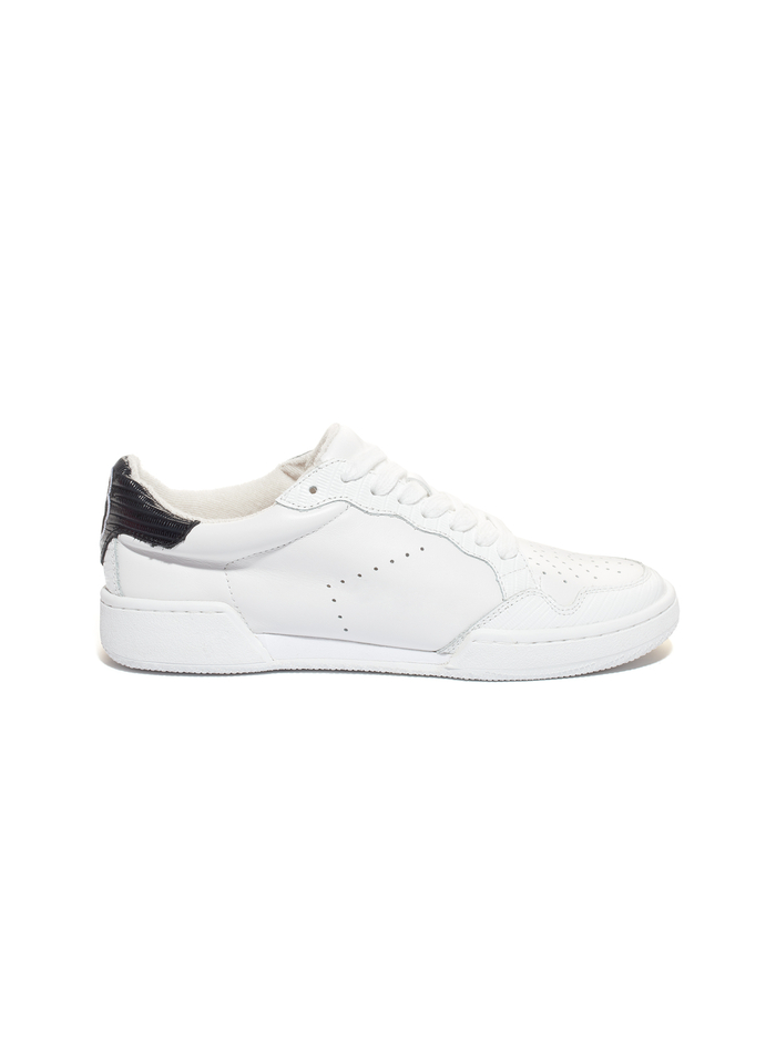 JERRI SNEAKER - WHITE - Alice And Olivia
