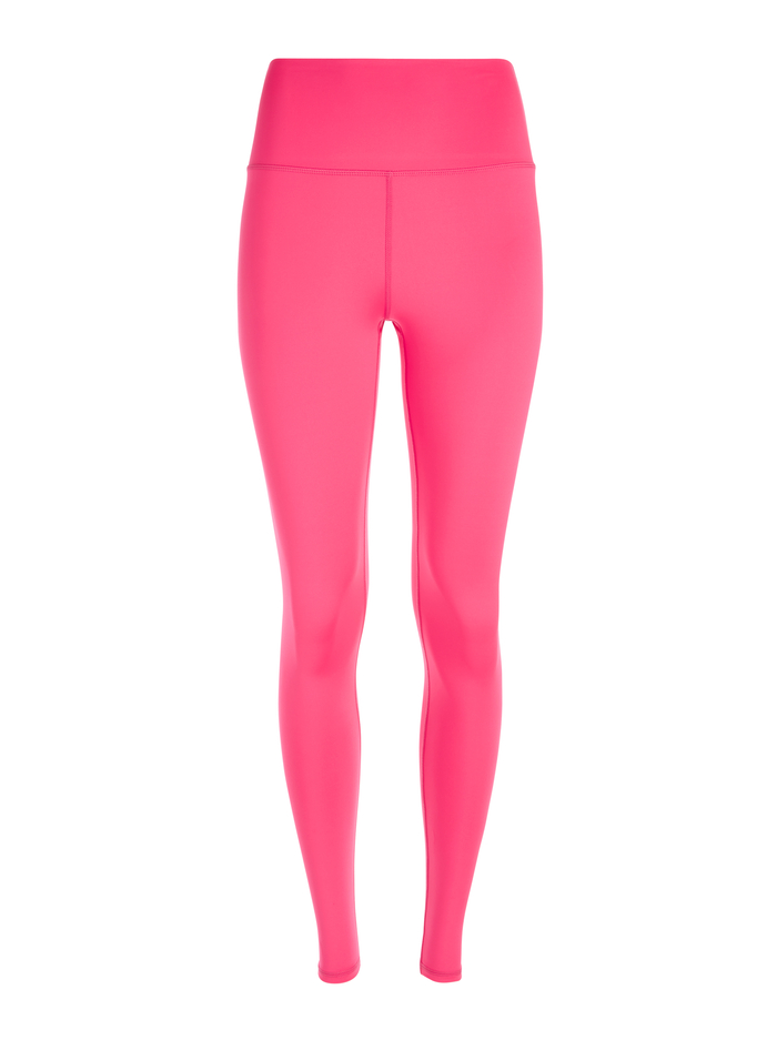 AARON HIGH WAISTED LEGGING - WILD PINK - Alice And Olivia