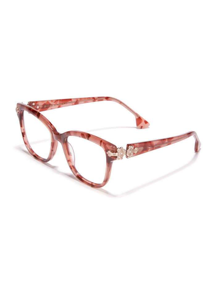 VALENCIA - MAUVE TORTOISE - Alice And Olivia
