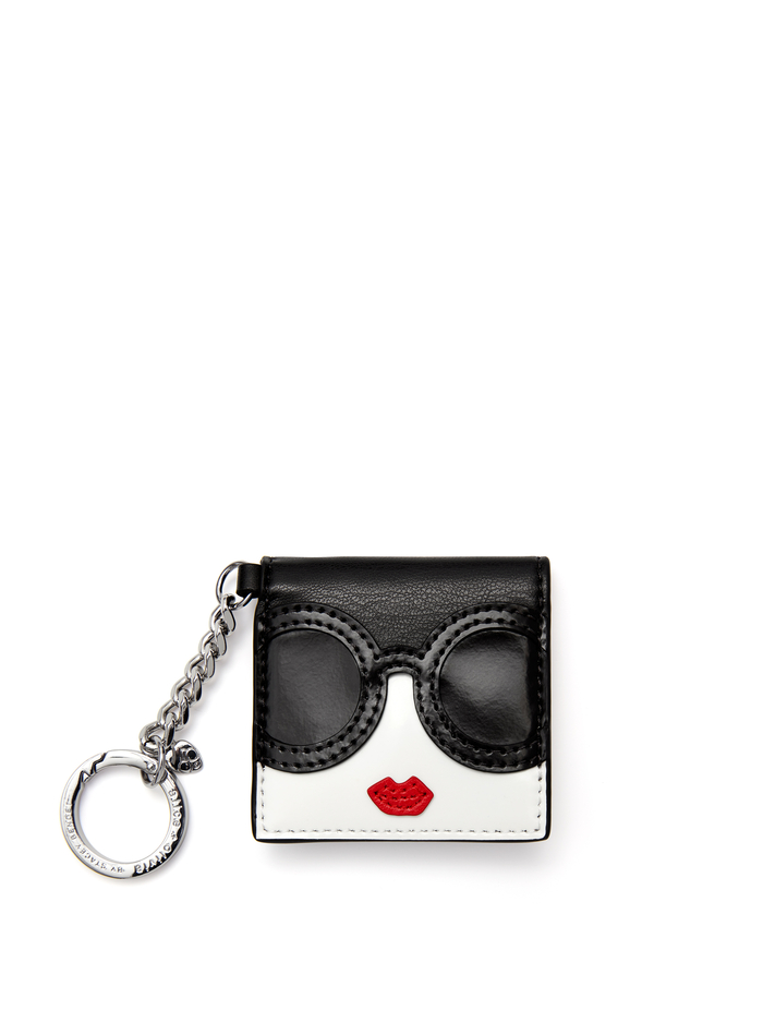 STACE FACE KEY CHAIN - STACEY FACE - Alice And Olivia